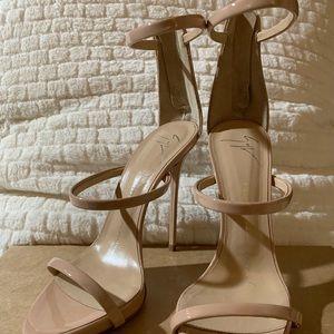 Patent leather Giuseppe stiletto
